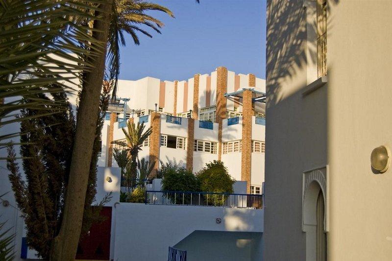 Hotel Tagadirt in Agadir, Agadir und Atlantikküste FRR