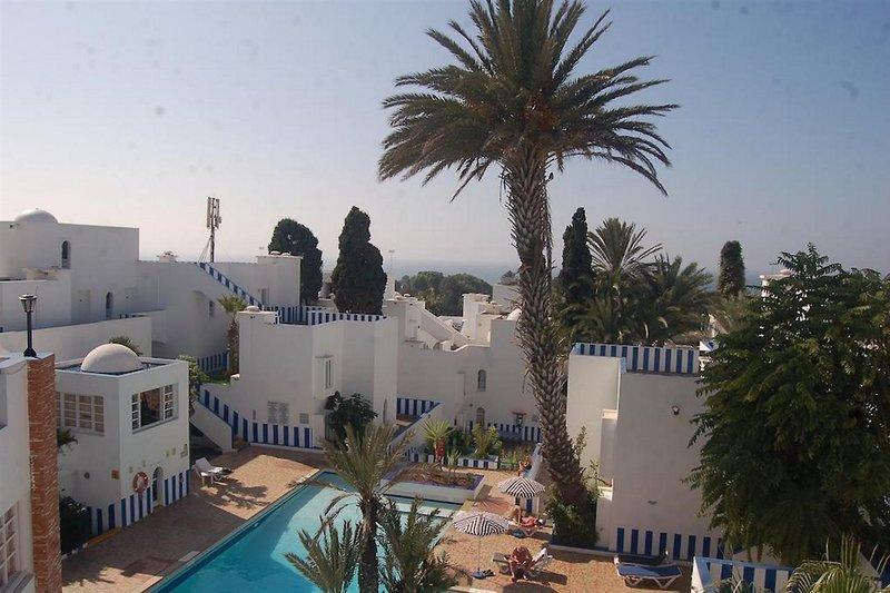 Hotel Tagadirt in Agadir, Agadir und Atlantikküste BA