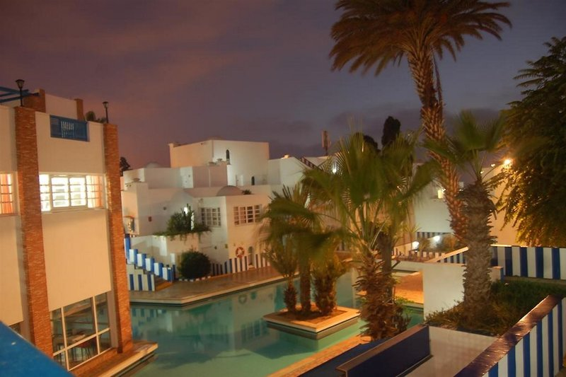 Hotel Tagadirt in Agadir, Agadir und Atlantikküste
