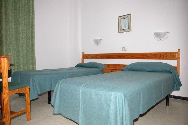 Apartamentos Solana in Puerto Rico, Gran Canaria W
