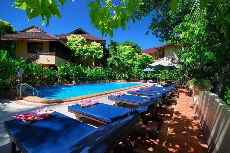 Samui Laguna Resort in Lamai Beach, Ko Samui P