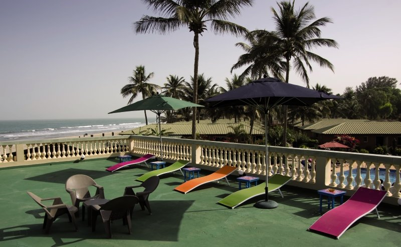Sunset Beach Hotel in Kotu, Gambia TE