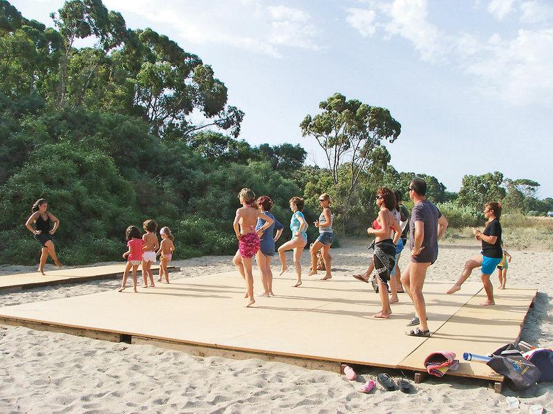 L'Ultima Spiaggia in Bari Sardo, Sardinien F