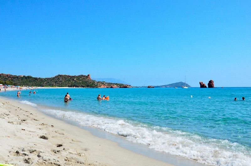 L'Ultima Spiaggia in Bari Sardo, Sardinien S