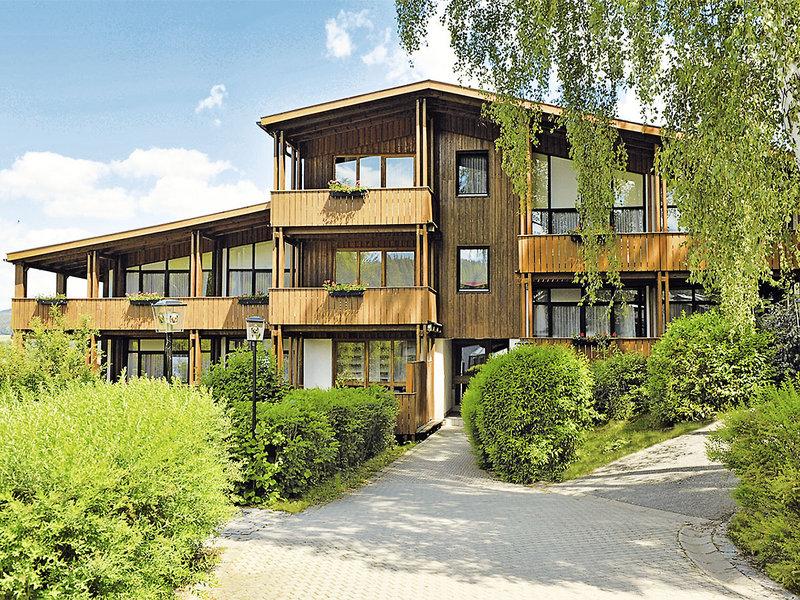 Wildgatter in Grafenwiesen, Bayerischer & Oberpfälzer Wald