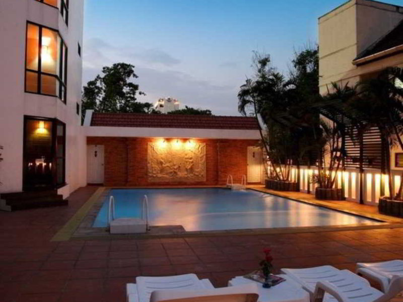 CH Hotel in Chiang Mai, Nord-Thailand TE