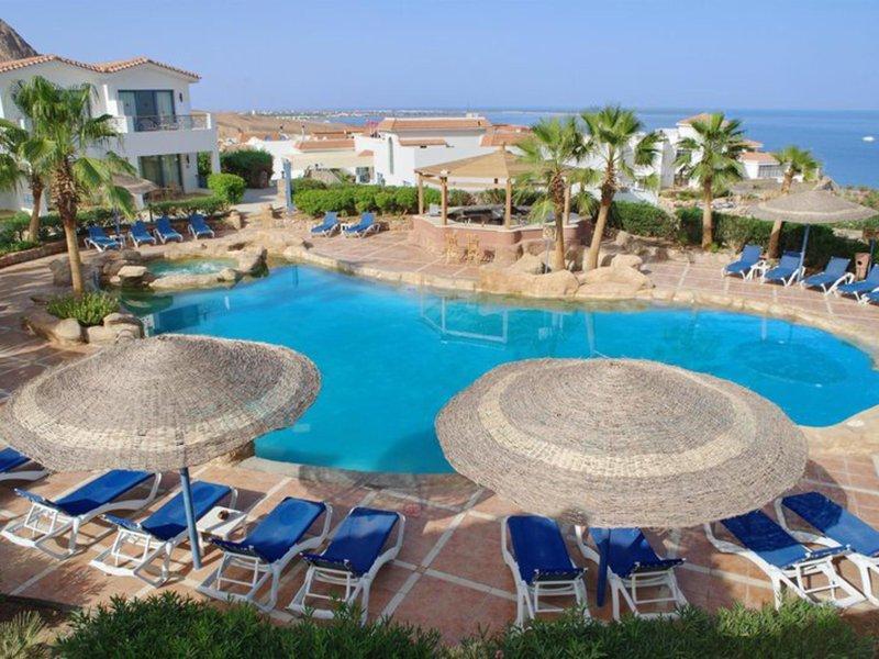 Ecotel Dahab Resort in Dahab, Sinai - Halbinsel