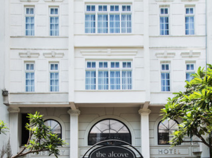 The Alcove Library in Ho-Chi-Minh-Stadt, Vietnam MOD