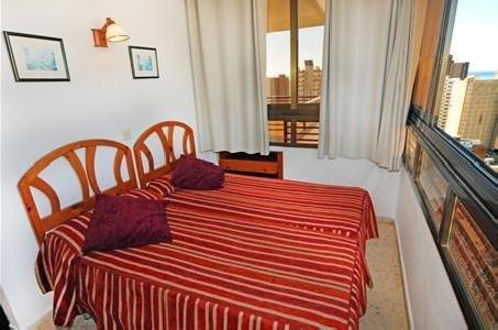 Halley Apartamentos in Benidorm, Costa Blanca W