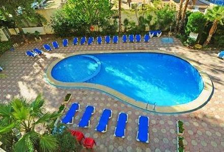 Halley Apartamentos in Benidorm, Costa Blanca P