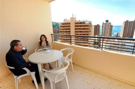 Halley Apartamentos in Benidorm, Costa Blanca TE