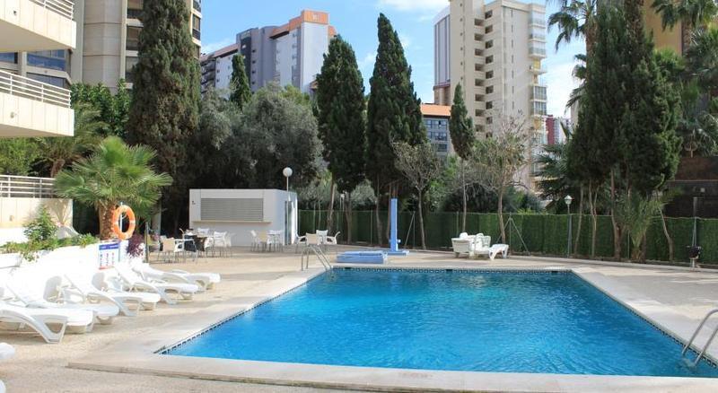 Maryciel Apartamentos in Benidorm, Costa Blanca P