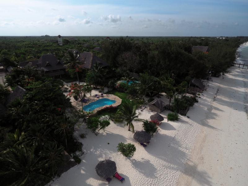 Villa De Coco Resort in Jambiani, Tansania - Insel Zanzibar LS