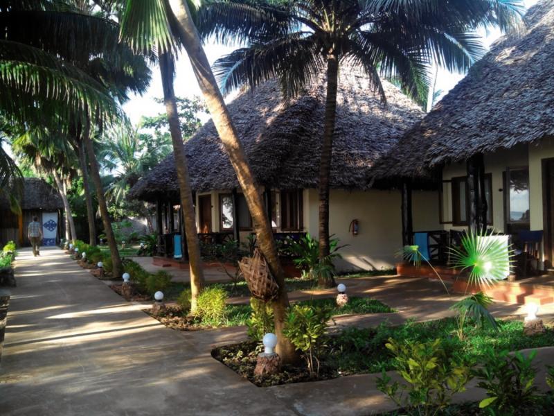 Villa De Coco Resort in Jambiani, Tansania - Insel Zanzibar A