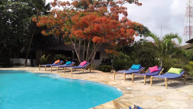 Villa De Coco Resort in Jambiani, Tansania - Insel Zanzibar