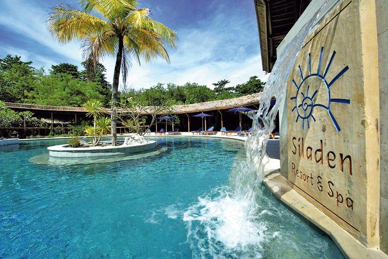 Siladen Resort in Siladen Island, Indonesien - Sulawesi P