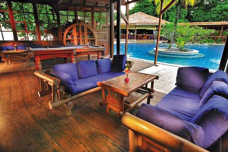 Siladen Resort in Siladen Island, Indonesien - Sulawesi TE