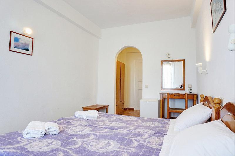 Hotel Alexandra in Kamari, Santorin W