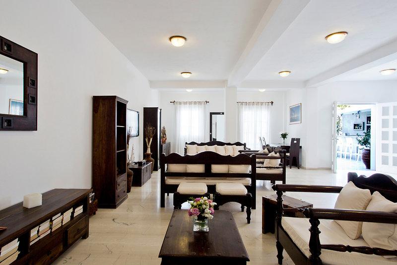 Hotel Alexandra in Kamari, Santorin L