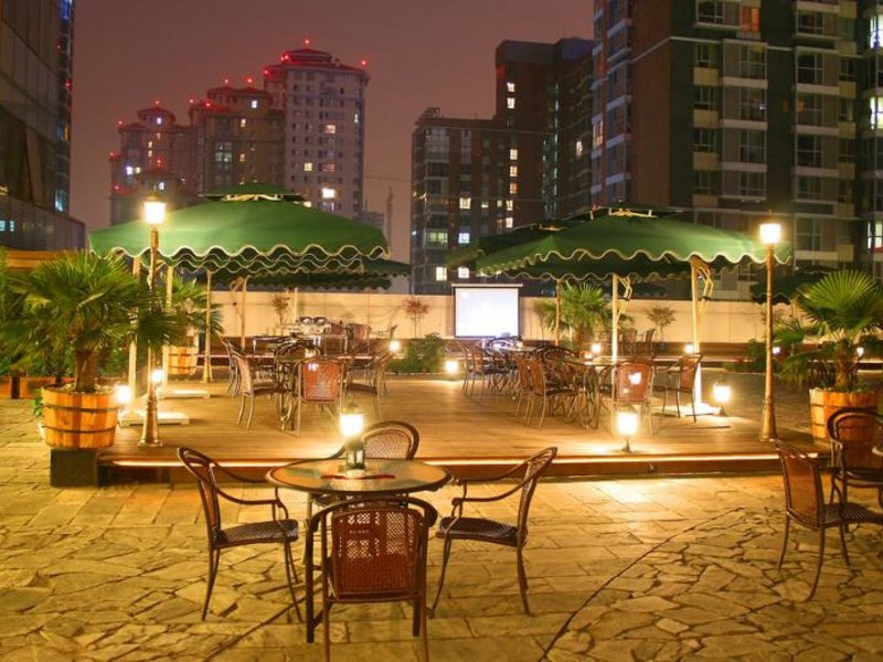 Marco Polo Parkside in Peking, China - Peking und Umgebung TE