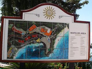 Hotel Bahia Principe Grand Cayacoa Landkarte