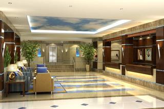 Hotel Oceanic Khorfakkan Resort & Spa Lounge/Empfang