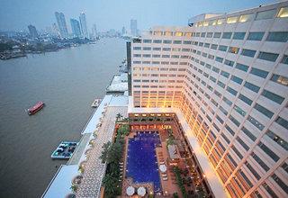 Hotel Ramada Plaza by Wyndham Bangkok Menam Riverside Außenaufnahme