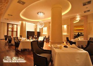 Hotel Ramada Plaza by Wyndham Bangkok Menam Riverside Restaurant