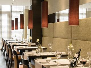 Hotel NH Danube City Vienna Restaurant