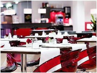 Hotel Best Western Plus Amedia Wien Frühstücksraum