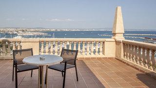 Hotel Catalonia Majorica Terasse