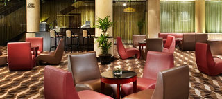 Hotel Furama City Centre Lounge/Empfang