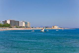 Hotel Mediterranean Meer/Hafen/Schiff