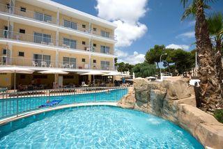 Hotel Hotel Capricho & Spa Außenaufnahme