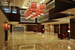 Hotel Crowne Plaza Deira Lounge/Empfang