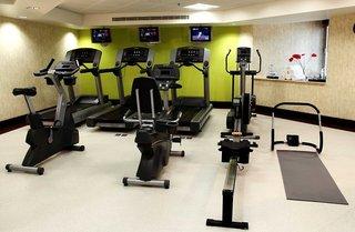 Hotel Crowne Plaza Deira Sport und Freizeit