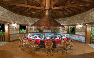 Hotel Akka Antedon Restaurant