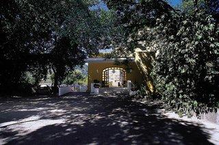 Hotel Cleopatra Garten