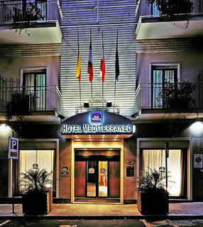 Hotel Best Western Hotel Mediterraneo Catania Außenaufnahme
