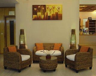 Hotel Irene Palace Beach Resort Lounge/Empfang