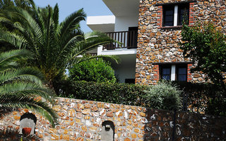 Hotel Glavas Inn Außenaufnahme