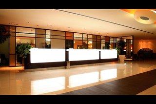 Hotel Avalon Sikani Resort Lounge/Empfang