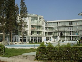 Hotel Avliga Beach Außenaufnahme