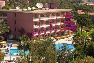 Hotel Venüs Außenaufnahme
