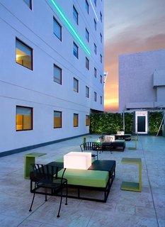 Hotel Aloft Cancun Außenaufnahme