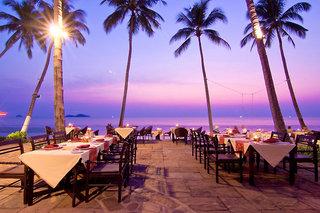 Hotel Santhiya Tree Koh Chang Resort Terasse