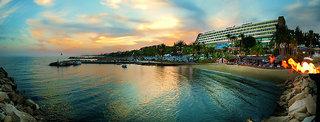 Hotel Amathus Beach Außenaufnahme