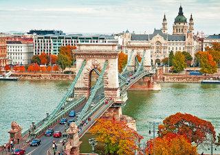 Hotel City Inn Budapest Stadtansicht
