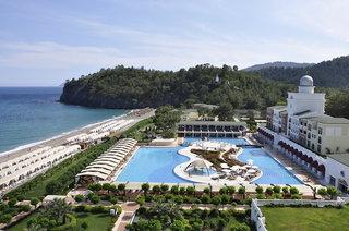Hotel Amara Dolce Vita Luxury Luftaufnahme