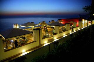 Hotel Avalon Sikani Resort Terasse